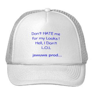 El gorra de las mujeres lindas