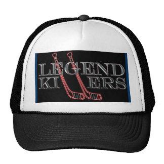 El gorra de los asesinos de la leyenda