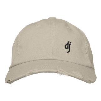 el gorra de los hombres de DJ Gorra De Béisbol Bordada