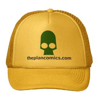 el gorra de los tebeos del plan