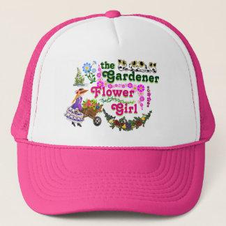 ¡El gorra del camionero del florista del