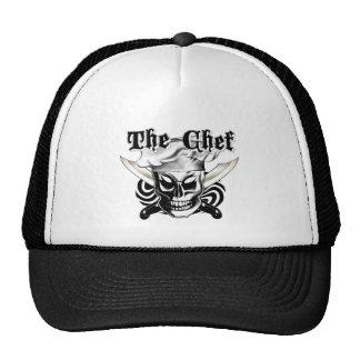 El gorra del cocinero