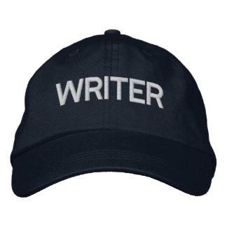 El gorra del escritor del castillo