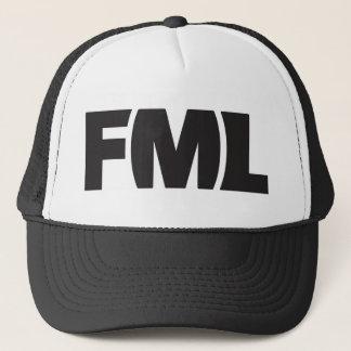 El gorra del funcionario FML