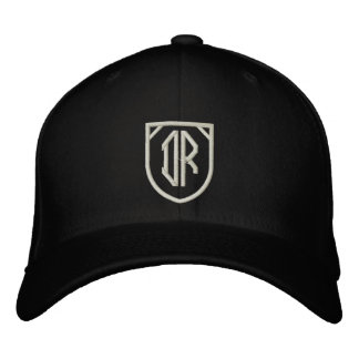 El gorra del logotipo del cráneo del azúcar del cu gorros bordados