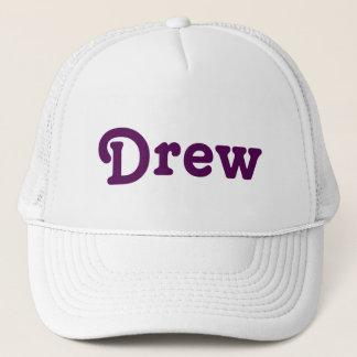El gorra dibujó