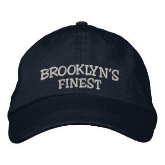 El gorra MÁS FINO de BROOKLYN