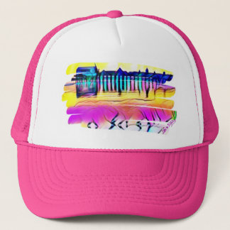 ¡El gorra multicolor modificado para requisitos