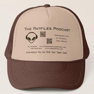 El gorra oficial del logotipo de la mercancía de