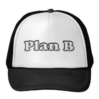 El gorra original del camionero del plan B
