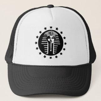 El gorra urbano del camionero de la recaudador de