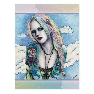 El gótico en colores pastel de Bubblegoth del Postal