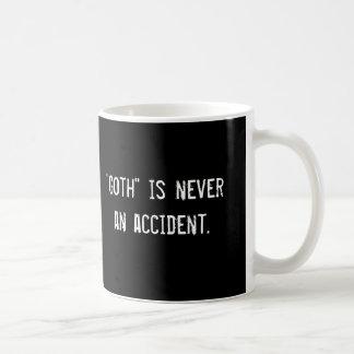 """El """"gótico"""" nunca es un accidente., """"gótico"""" nunca taza de café"""