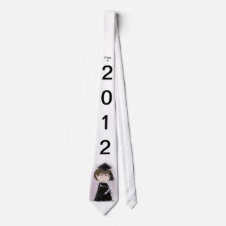 ¡El graduado! Lazo Corbata Personalizada