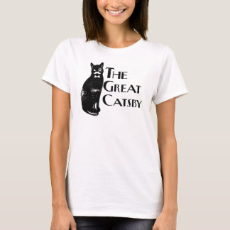 El gran Catsby Camiseta