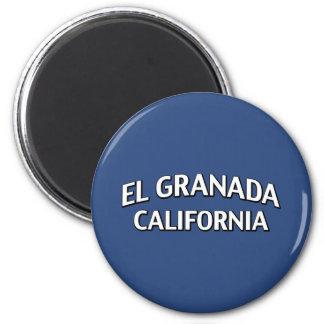 EL Granada California Imán
