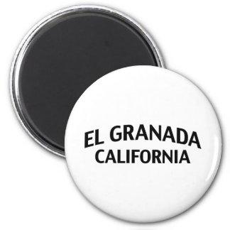 EL Granada California Iman De Nevera