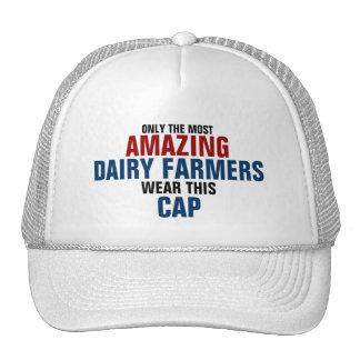 El granjero de la lechería más asombroso del mundo gorro
