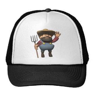el granjero está aquí gorra