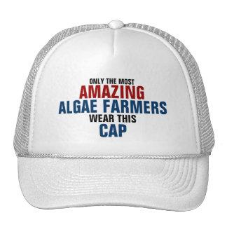 El granjero más asombroso de las algas del mundo gorra