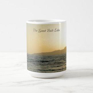 El Great Salt Lake Taza De Café
