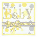 El gris amarillo del bebé puntea la fiesta de comunicados