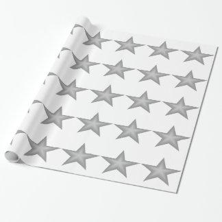 El gris protagoniza el papel de embalaje del tema