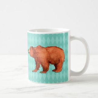 El grisáceo refiere el modelo del diamante del taza de café