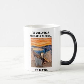 El Grito: else if Taza Mágica