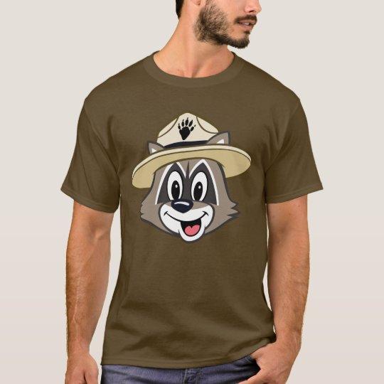 El guardabosques Rick de Rick el | del Camiseta