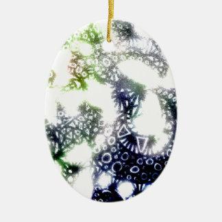 El gusano A4 de la bobina Ornamento Para Arbol De Navidad