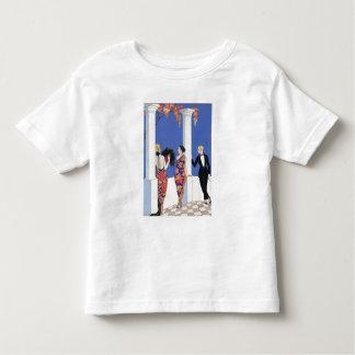 El gusto de Shawls, 1922 (impresión del pochoir) Camisas