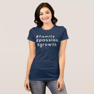 El Hashtag todo camiseta de los bienes raices de