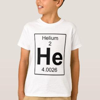 Él - helio camiseta