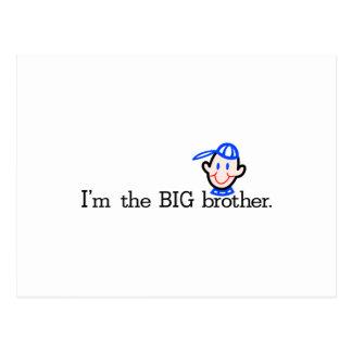 El hermano mayor postal