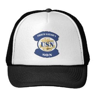 El hijo del marinero orgulloso gorra