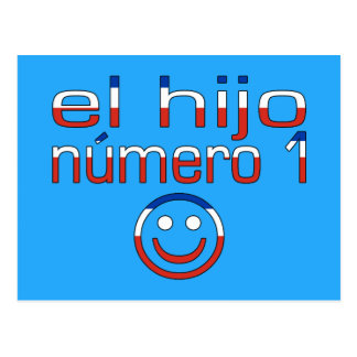 EL Hijo Número 1 - hijo del número 1 en chileno Postal