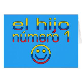 EL Hijo Número 1 - hijo del número 1 en Ecuadorian Tarjeton