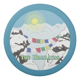 El Himalaya Goma De Borrar