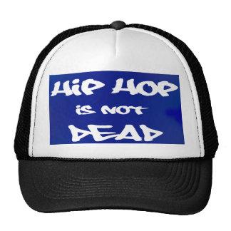 el hip-hop no es casquillo de la bola muerta gorras de camionero