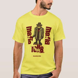 El hitman de la mafia en rollerblades refresca la camiseta