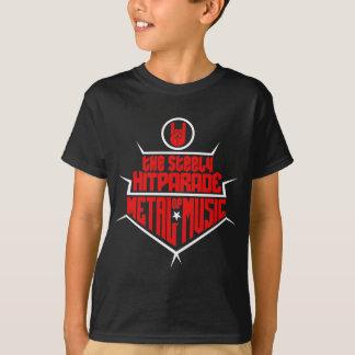 El Hitparade inflexible de la música 2 (blanco Camiseta