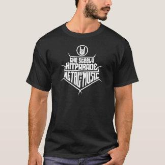 El Hitparade inflexible de la música 2 (blanco) Camiseta