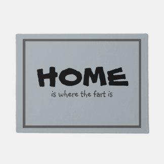 El hogar divertido es donde está Fart