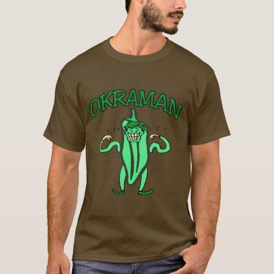 El hombre del Okra Camiseta