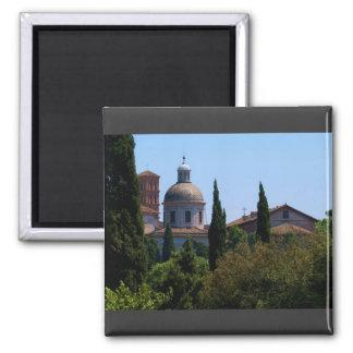 El horizonte de Roma Imanes