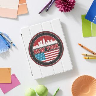 El horizonte el | Estados Unidos de Nueva York Cover De iPad