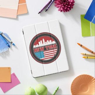 El horizonte el | Estados Unidos de Nueva York Cubierta De iPad Air