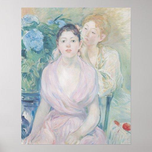 El Hortensia, o las dos hermanas, 1894 Posters