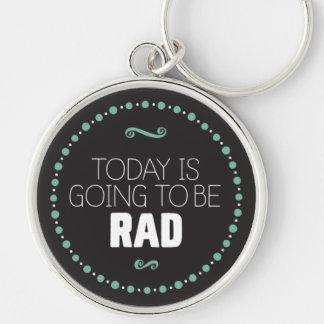 El hoy va a ser llavero del Rad - negro